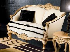 香奢一品高端定制家具意大利古典沙发小户型双人沙发YDLGD-005