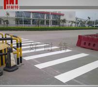 供应武汉马路划线小区厂区车间专业划线公司价格标线施工队