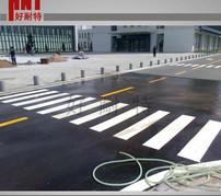 武汉厂区道路划线 小区划线厂房划线道路划线 交通标线