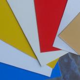 彩色喷涂铝板、卷