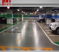 武汉小区地下停车场专业划线施工厂家,武汉小区停车场专业划线
