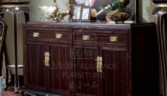 香奢一品高端定制家具美式风格玄关XZS-001