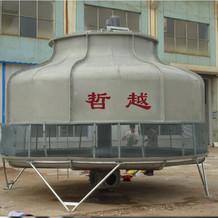 ZYST-150圆形玻璃钢冷却塔