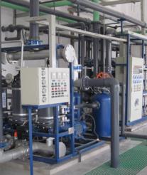 电子工业超纯水处理