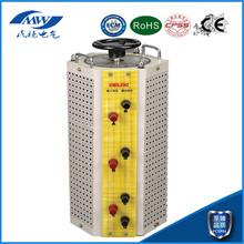 TSGC2三相接触式调压器