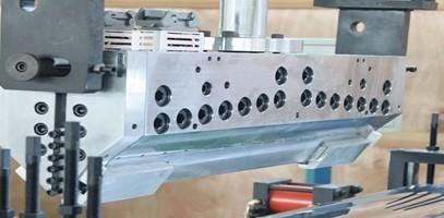 PVC流延膜、高分子降解包装膜生产线