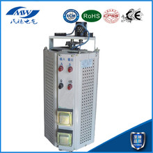 單相電動接觸式調壓器