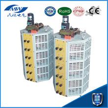 三相电动接触式调压器