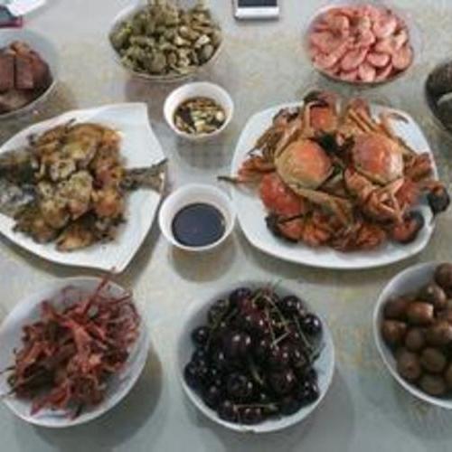 东楮岛渔家民俗之——饮食。