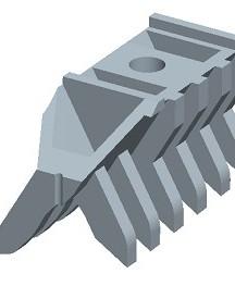 Alpha355 特殊夹爪2
