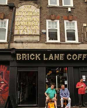 倫敦咖啡店禁止顧客穿雪地靴