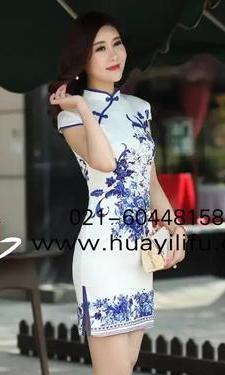 短旗袍046