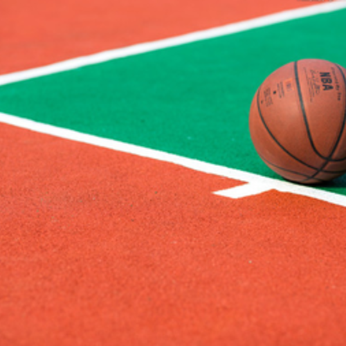 塑膠籃球場