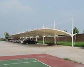 南京玉石厂停车棚