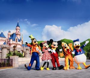 上海迪士尼乐园今可购票 最多只能买5张