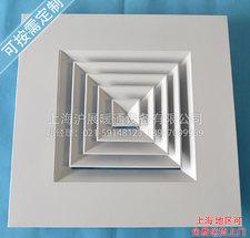 鋁合金寬邊散流器