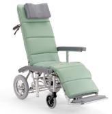 日本品牌河村全躺轮椅RR60铝合金折叠老人残疾人高靠背轮椅