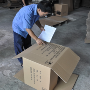 自有品质监控部分,18道管控流程 保障了出货质量