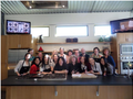 Work & Travel Staff Attend Cooking Class