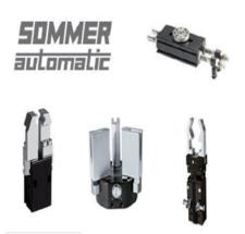 德国Sommer工件夹具原装进口