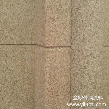 工业厂房外墙真石漆