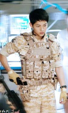军事服装399