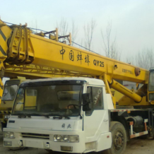 二手蚌埠16吨4节臂吊车