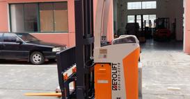 山东一汽车配件公司--前移式堆高叉车DN17201