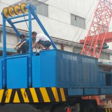 二手电玩吊16吨吊机