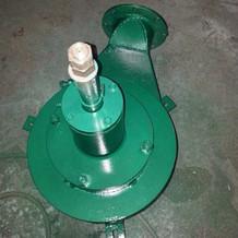 冷却塔专用水轮机