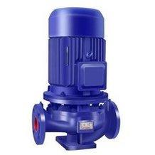 单级立式离心泵
