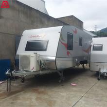 上海租房车 戈士达全尺寸拖挂式房车