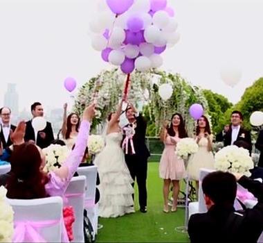 婚禮視頻2