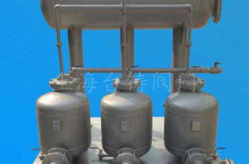 冷凝水回收工作特点和原理