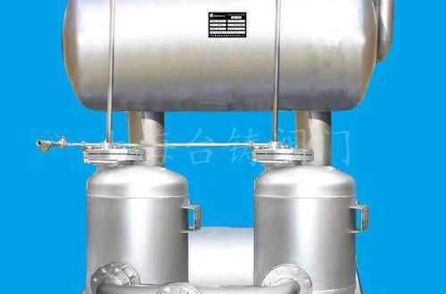 氣動蒸汽凝結水回收裝置