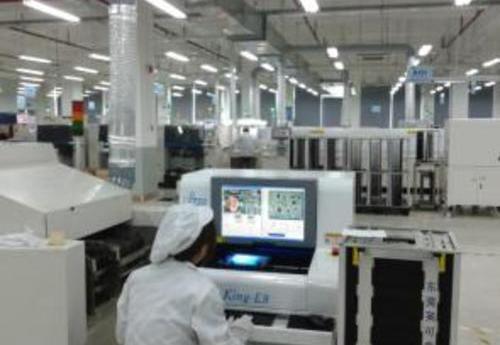 自动化生产线回收