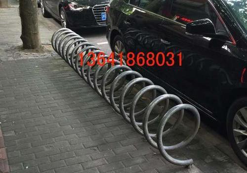 上海园区道路划线-停车位画线-非机动自行车停放架-拒马-嘉兴厂区划线图