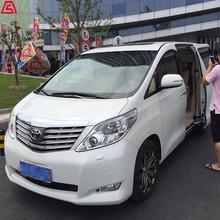 上海租豐田埃爾法 豪華7座商務車