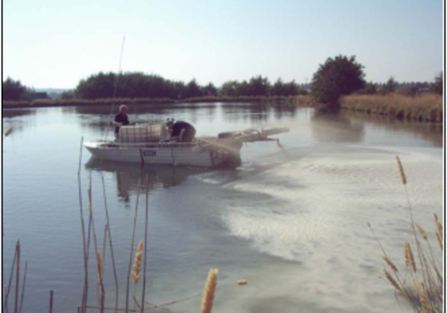 Fyshwick污水处理厂蓄水池 , Australia