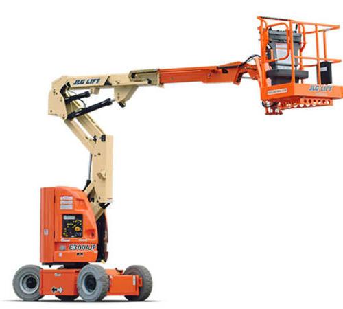 (电动)JLG-E系列曲臂式升降平台