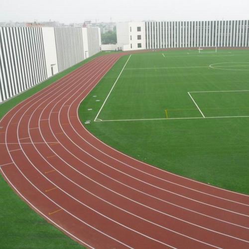 塑膠田徑跑道及健身步道