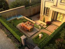 别墅绿化设计别墅绿化设计