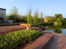 別墅綠化設計