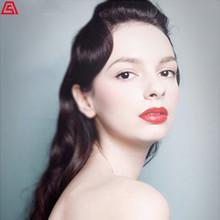 俄罗斯女模 职业模特身高要求 NASTYA