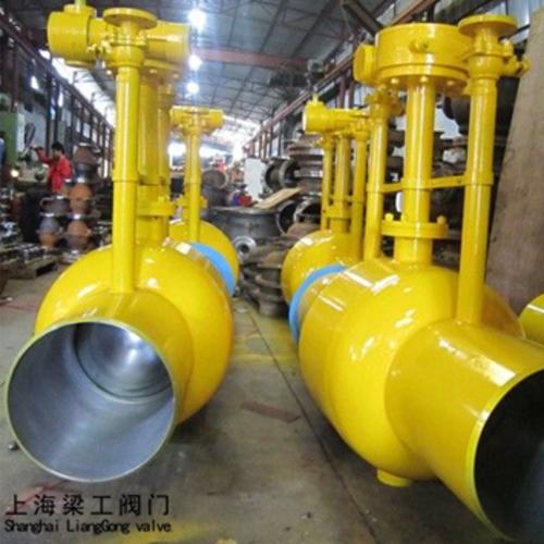 埋地焊接球阀(价格、型号)生产厂家