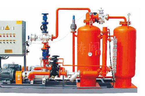 密閉式冷凝水回收設備