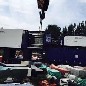 苏州二手注塑机回收