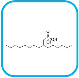 2-己基奎基磷酸 101440-33-9.png