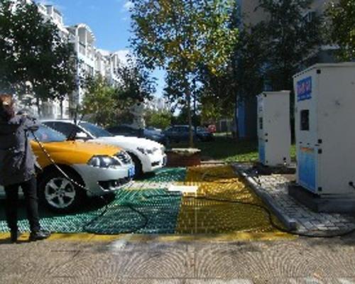 标准自助洗车活动促销