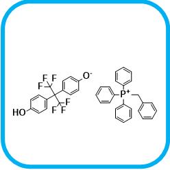 六氟双酚 A 苄基三苯基盐 75768-65-9.png